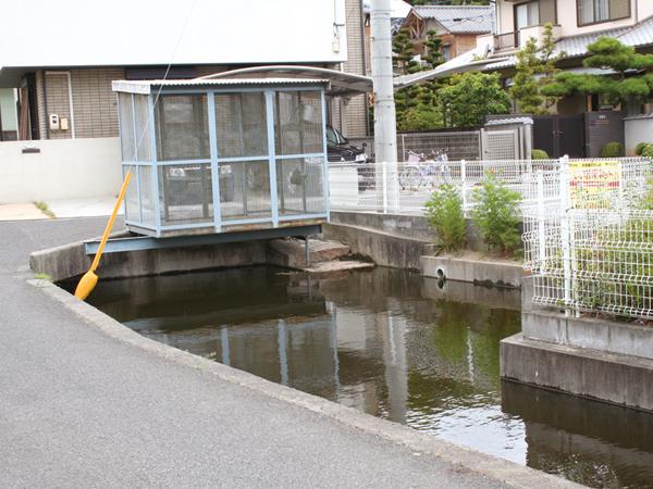 30-尾上の舟溜まり跡