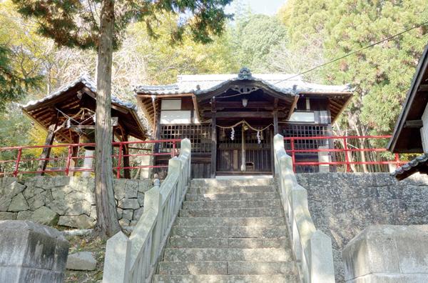 32-天満天神社・花尻八幡宮