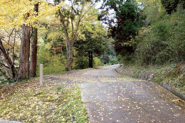 52-高麗寺山門跡